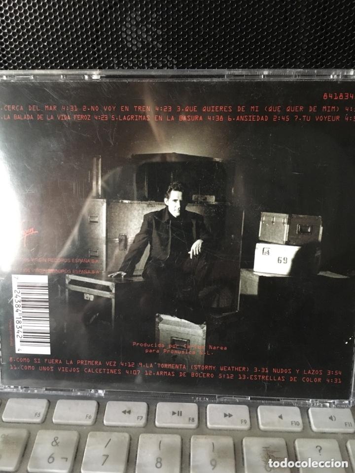 CDs de Música: MIGUEL RIOS-COMO SI FUERA LA PRIMERA VEZ-1996-EXCELENTE ESTADO-LIBRETO GORDO - Foto 2 - 173474625