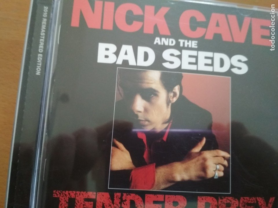 NICK CAVE AND THE BAD SEEDS TENDER PREY CD (Música - CD's Rock)