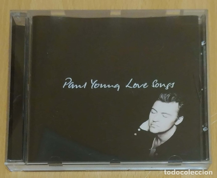 CDs de Música: PAUL YOUNG (LOVE SONGS) CD 1996 - ZUCCHERO - Foto 1 - 173504433