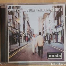 CDs de Música: OASIS (WHAT'S THE STORY - MORNING GLORY?) CD 1995. Lote 173507737