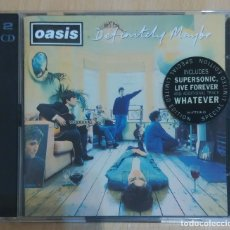 CDs de Música: OASIS (DEFINITELY MAYBE) 2 CD'S 1994 SPECIAL LIMITED EDITION. Lote 173508079