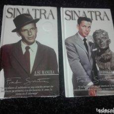 CDs de Música: FRANK SINATRA A SU MANERA Y HOBOKEN. CD DOBLES.. Lote 173526865