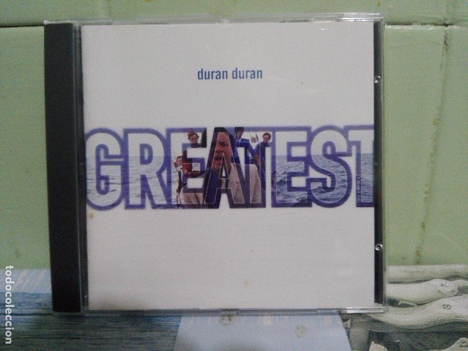 DURAN DURAN *** GREATEST *** CD 1998 EDICION EU PEPETO (Música - CD's Pop)