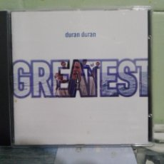 CDs de Música: DURAN DURAN *** GREATEST *** CD 1998 EDICION EU PEPETO. Lote 173535975