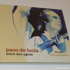 CDs de Música: PACO DE LUCÍA - ENTRE DOS AGUAS - EL PAÍS. Lote 173538367