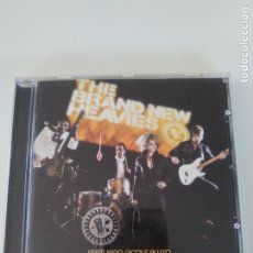 CDs de Música: THE BRAND NEW HEAVIES FEATURING NICOLE RUSSO ALL ABOUT THE FUNK ( 2004 EDEL ). Lote 173542737