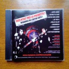 CDs de Música: FAHRENHEIT - BORDEL COMICS INVASION, FAH, 2009. CE.. Lote 173561435