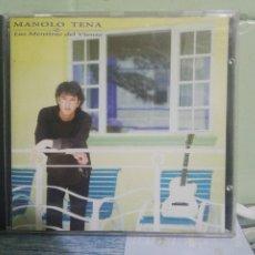CDs de Música: MANOLO TENA - LAS MENTIRAS DEL VIENTO - CD ALBUM 1995 PEPETO. Lote 173563538