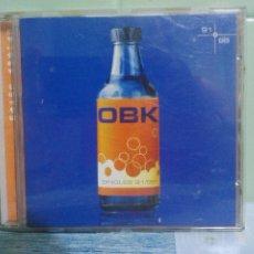 CDs de Música: CD OBK - SINGLES 91/98 PEPETO. Lote 173564757