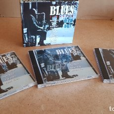 CDs de Música: BLUES CLASSICS / 3 CD BOX - DISKY - 1994 / 48 TEMAS / CALIDAD LUJO.. Lote 173569993