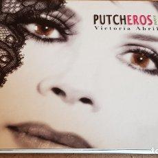 CDs de Música: VICTORIA ABRIL / PUTCHEROS DO BRASIL / DIGIPACK-CD - TOPAMI MUSIC-2005 / 10 TEMAS / LUJO.. Lote 173589405