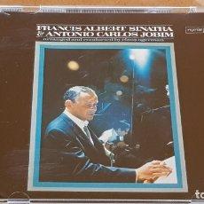 CDs de Música: FRANCIS ALBERT SINATRA & ANTONIO CARLOS JOBIM / CD - REPRISE / 10 TEMAS / LUJO.. Lote 173593137