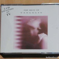 CDs de Música: VANGELIS (THE BEST OF VANGELIS) 2 CD'S 1992. Lote 173600009