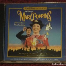 CDs de Música: B.S.O. MARY POPPINS (WALT DISNEY RECORDS) CD 1997 . Lote 173600554