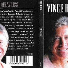 CDs de Música: VINCE HILL - EDELWEISS. Lote 173605238