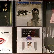 CDs de Música: LOTE JOAQUIN SABINA 6 CDS.. Lote 173605485