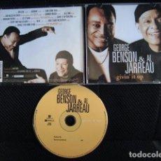 CDs de Música: BEATLES PAUL MCCARTNEY COLABORACION AL JARREAU GEORGE BENSON CD NUEVO VERSION ROCK. Lote 173643919