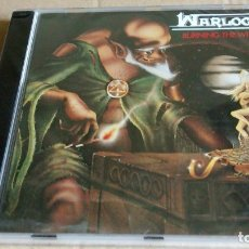 CDs de Música: (SIN ABRIR) WARLOCK - BURNING THE WITCHES. Lote 173655620