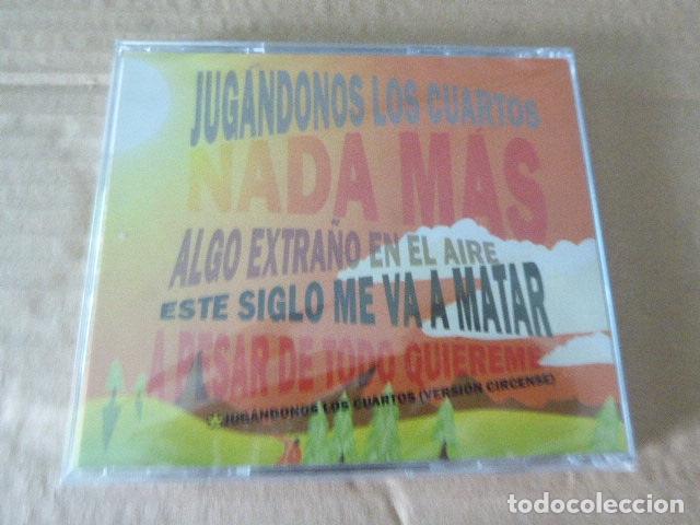 CDs de Música: LOS BIZARROS. JUGANDONOS LOS CUARTOS. PRECINTADO. SEALED. - Foto 2 - 173655918