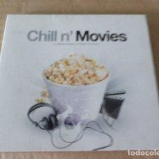CDs de Música: CHILL N´ MOVIES. 12 DOWNTEMPO CINEMA CLASSICS. . Lote 173656049