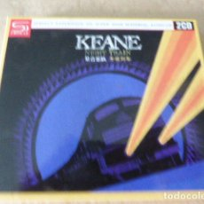 CDs de Música: KEANE. NIGHT TRAIN. 2 CD. JAPON. BUEN ESTADO.. Lote 173657119