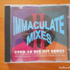 CDs de Música: CD THE VISION MASTERMIXERS - IMMACULATE MIXES (Q4). Lote 173657848