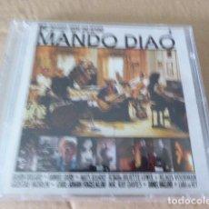 CDs de Música: MANDO DIAO. UNPLUGGED. ABOVE AND BEYOND. 15 TEMAS. BUEN ESTADO.. Lote 173660180