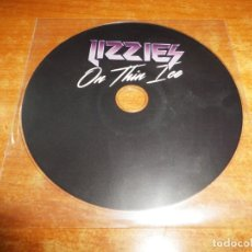 CDs de Música: LIZZIES ON TIME ICE CD ALBUM COMPLETO SOLO CD CONTIENE 11 TEMAS HEAVY METAL RARO. Lote 173662938