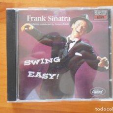 CDs de Música: CD FRANK SINATRA - SWING EASY (S4). Lote 173664887