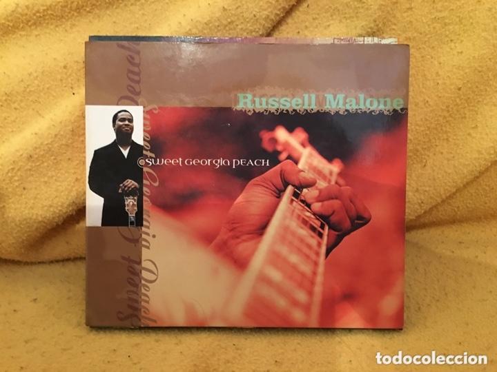 RUSSELL MALONE - SWEET GEORGIA PEACH (DIG, ALBUM) (IMPULSE!) TARIFA PLANA ENVÍO ESPAÑA 5€ (Música - CD's Jazz, Blues, Soul y Gospel)