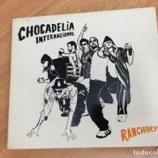 CDs de Música: CHOCADELIA INTERNACIONAL (RANCHORY) CD 14 TRACK (CDIB1). Lote 173674424