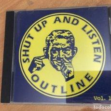 CDs de Música: SHUT UP AND LISTEN VOL 1 CD 26 TRACK (CDIB1). Lote 173675248