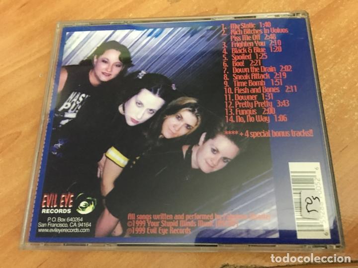 CDs de Música: FABULOUS DISASTER (PRETTY KILLERS) CD 14 + 4 BONUS TRACK AUTOGRAPH LYNDA AND OTHER MEMBER (CDIB1) - Foto 4 - 173676753