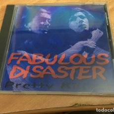 CDs de Música: FABULOUS DISASTER (PRETTY KILLERS) CD 14 + 4 BONUS TRACK AUTOGRAPH LYNDA AND OTHER MEMBER (CDIB1). Lote 173676753