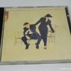 CDs de Musique: CD - EVERYTHING BUT THE GIRL - THE LANGUAGE OF LIFE - 1990. Lote 173678910