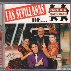 CDs de Música: LAS SEVILLANAS DE PARODIA NACIONAL CD DE 1998 , ANTENA 3 / RF-2589 , PERFECTO ESTADO. Lote 173683925
