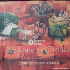 CDs de Música: DESAYUNO CON CUENTOS - - 2003 - CD. Lote 173684698