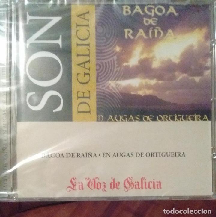 BAGOA DE RAIÑA - EN AUGAS DE ORTIGUEIRA - - CD - GALEGO (Música - CD's World Music)