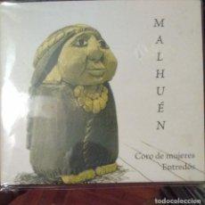 CDs de Música: ENTREDÓS, CORO DE MUJERES - MALHUEN - - CD. Lote 173684838