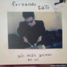 CDs de Música: FERNANDO TATO - AUN MAS ANIMAL EN MI - 2016 - CD + DVD. Lote 173684848