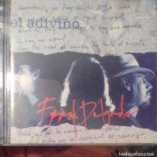 CDs de Música: FRANK DELGADO - EL ADIVINO - 1999 - CD. Lote 173684853