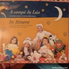 CDs de Música: GRUPO DE CÁMARA IN ITINERE - A CAMPÁ DA LÚA - 2002 - CD - GALEGO. Lote 173684883
