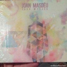 CDs de Música: JOAN MASDEU - CASA MURADA - 2010 - CD - CATALA. Lote 173684903