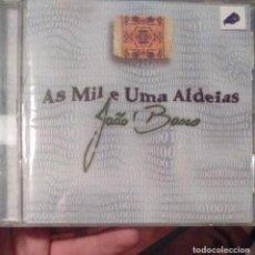 CDs de Música: JOAO BOSCO - AS MIL E UMA ALDEIAS - 1998 - CD - PORTUGUES. Lote 173684944