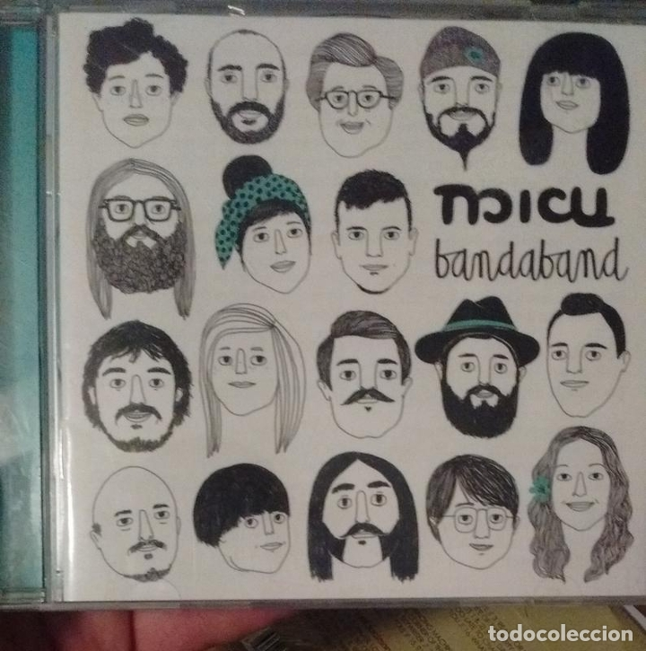 MICU - BANDABAND - 2015 - CD - CATALA (Música - CD's World Music)