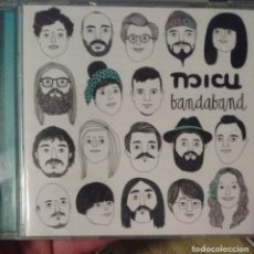 CDs de Música: MICU - BANDABAND - 2015 - CD - CATALA. Lote 173685029
