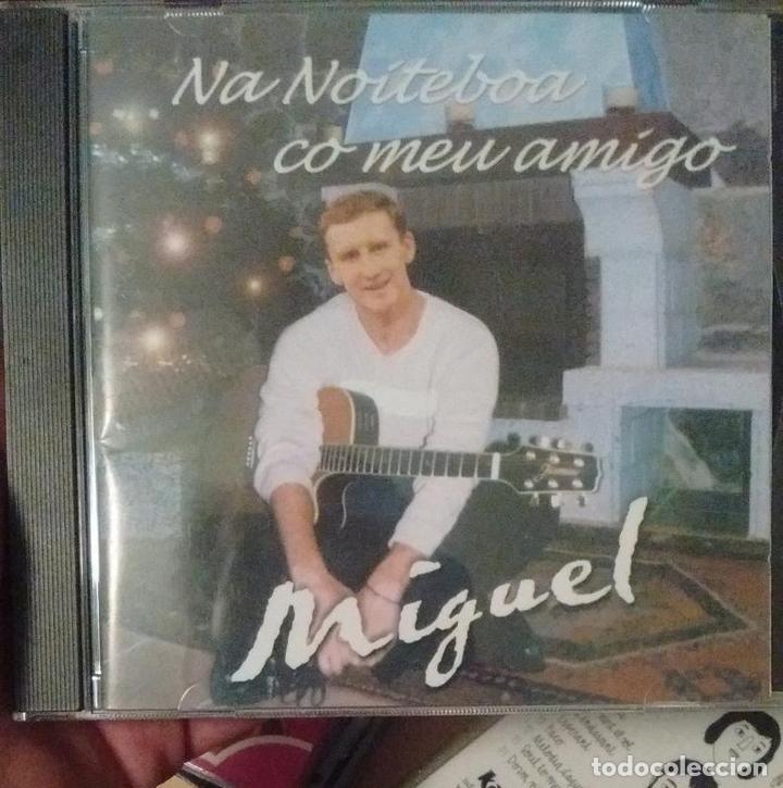 MIGUEL A. MARTÍNEZ - SUSO VAAMONDE - NA NOITEBOA CO MEU AMIGO - 2001 - CD - GALEGO (Música - CD's World Music)