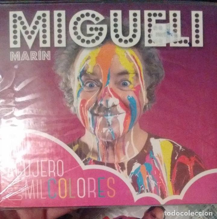 MIGUEL MARIN - UN AGUJERO CON MIL COLORES - 2015 - CD (Música - CD's World Music)