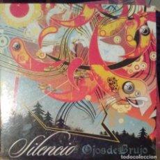 CDs de Música: OJOS DE BRUJO - SILENCIO - - CD - SINGLE -. Lote 173685059