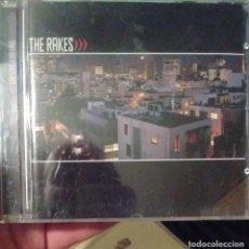 CDs de Música: RAKES - CAPTURE / RELEASE - 2005 - CD. Lote 173685094
